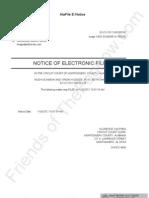 AL 2012-11-05 - McInnish Goode v Chapman - Order Granting Klayman PHV