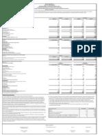 Balance Sheet 31 03 2012
