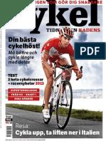 Cykeltidningen Kadens # 8, 2012