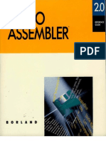Turbo Assembler 2.0 Reference Guide 1990