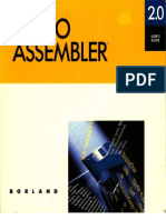 Turbo Assembler Version 2.0 Users Guide 1990