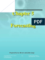 Chapter 5 Forecasting