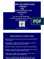 Metodos de Riego Por Gravedad-modificada 2012