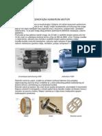 Jednofazni Asinkroni Motor