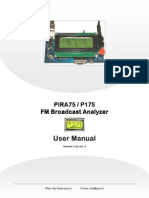 p75 p175 Manual