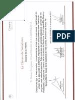 Declaracion Interes Santa Fe CVME2012
