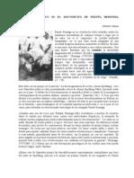 ALÍPAZ Antonio - El indio tampoco es el doctorcito de pezuña hedionda enzapatada (2012)