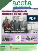 Gaceta 182 17 de Febrero 2007