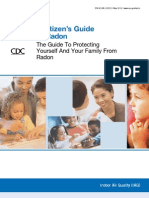 Radon Testing Guide