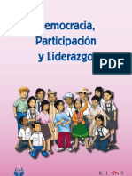 Democracia, Participacion y Liderazgo - Kios Version Web