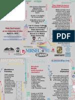 Utah Science Olympiad 2013 Brochure