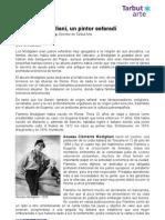 Amedeo Modigliani, un pintor sefardí