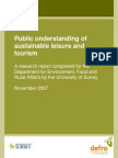 Public Awareness Report