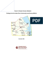 Findings from the Indian River Community-Level Survey (IRCLS)