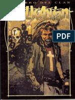 Libro de Clan - Malkavian