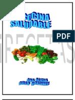 Recetario Cocina Saludable