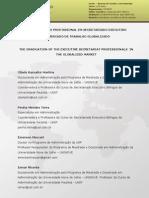 A formação do profissional de secretariado no mundo globalizado