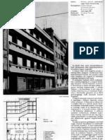 MHS Győr megyei és városi elnökségi székháza, Győr, 1969