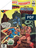 He - Man vs Superman