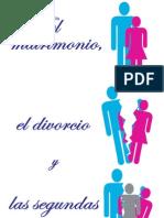 El Matrimonio Divorcio 2nupcias
