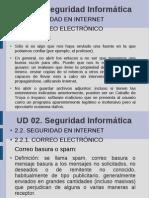 Seguridad en el correo Informática 4º ESO