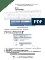 Relaciones OpenOffice.org Base Bases de datos Academia Usero