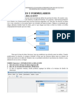 Formulario, subformulario y consulta Bases de datos Base OpenOffice.org Tutoriales Academia Usero