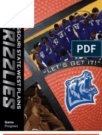 2007-2008 Grizzly Basketball Media Guide