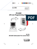 15677 Off Line Programming Utility MS9200