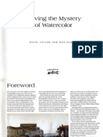 David Taylor & Ron Ranson - Solving the Mystery of Watercolour
