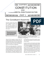 08 the Constitution and the Fundamental Rights and Duties (Part I)