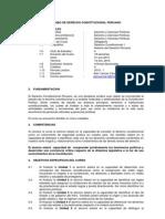 Derecho Constitucional 2 2008-I AYY