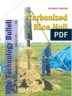 Carbonized Rice Hull