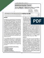 Silicoantracosis en el cerrejón - propuesta para la acción