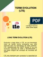 Long Term Evolution Lte