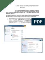 Actualizar Antivirus Eset Smart Security y Eset Endpoint Security
