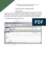 Formato automático de hoja de cálculo con Calc Hoja de cálculo Curso Ofimática OpenOffice.Org Tutoriales Academia Usero