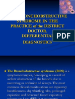 bronchoobstrustive syndrome