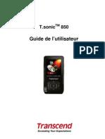 Tsxgmp850 Fr