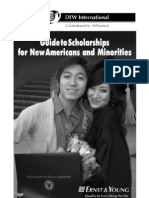 Guide to Scholarships for New Americans and Minorities