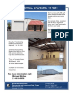 Airconditioned Warehouse