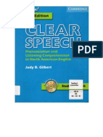 Clear Speech 3rd Edition SB