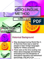 Audio-Lingual Method - Class