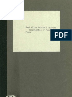 Biographies of Persian Poets - HamdAllah, Trans.browne - 1901
