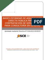 Bases Para Consultoras