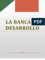 La Banca de Desarrollo en Mexico