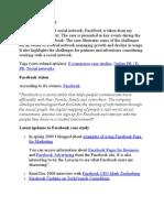 Case6-Facebook Case Study
