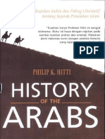 History of Arab