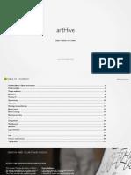 ArtHive_brandStrategyDocument