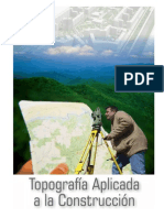 Topografia Aplicada a La Construccion
